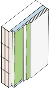 Fonoblock toepassing